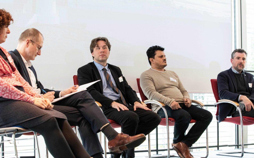 Event Recap: Digital und barrierefrei arbeiten – einfacher als gedacht