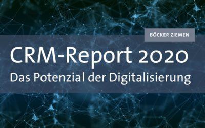Web-Seminar zum CRM-Report 2020