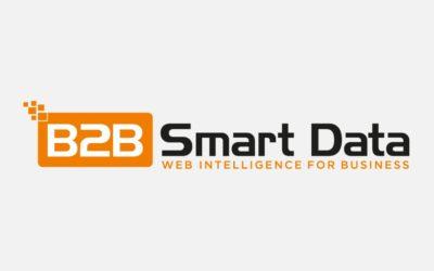 Neues Partnerunternehmen: B2B Smart Data